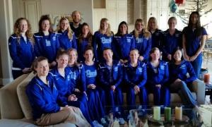 UNR Women's Swim Team